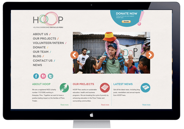 hoop-website